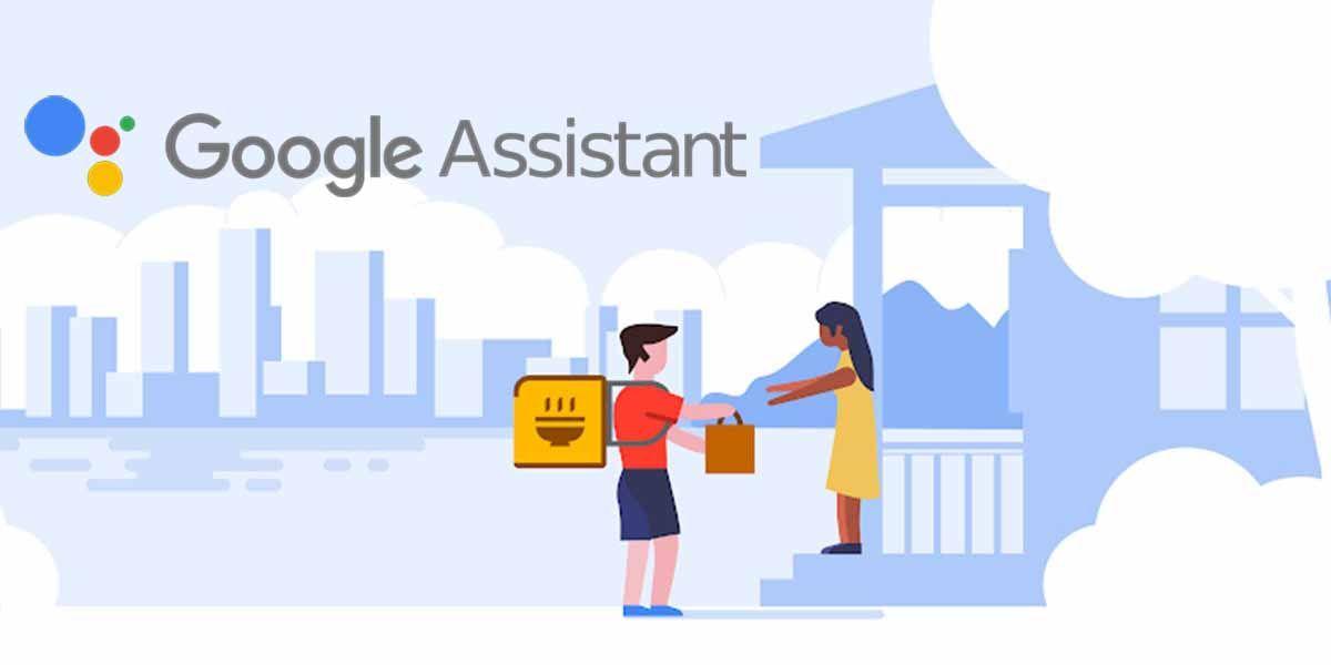 El asistente de Google ya puede encargar comida para llevar