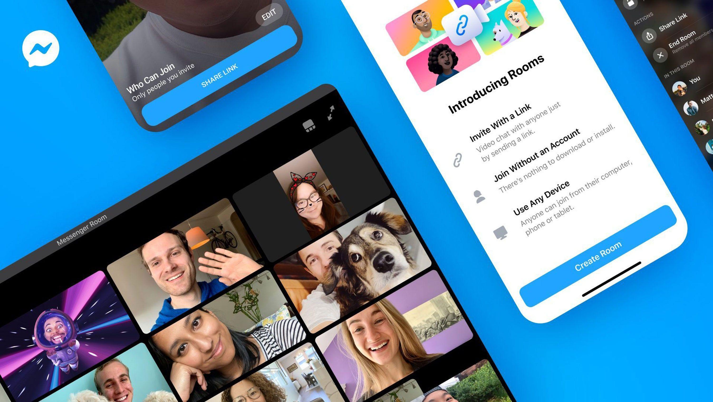 El botón de Compartir una Sala de Messenger por WhatsApp va a desaparecer