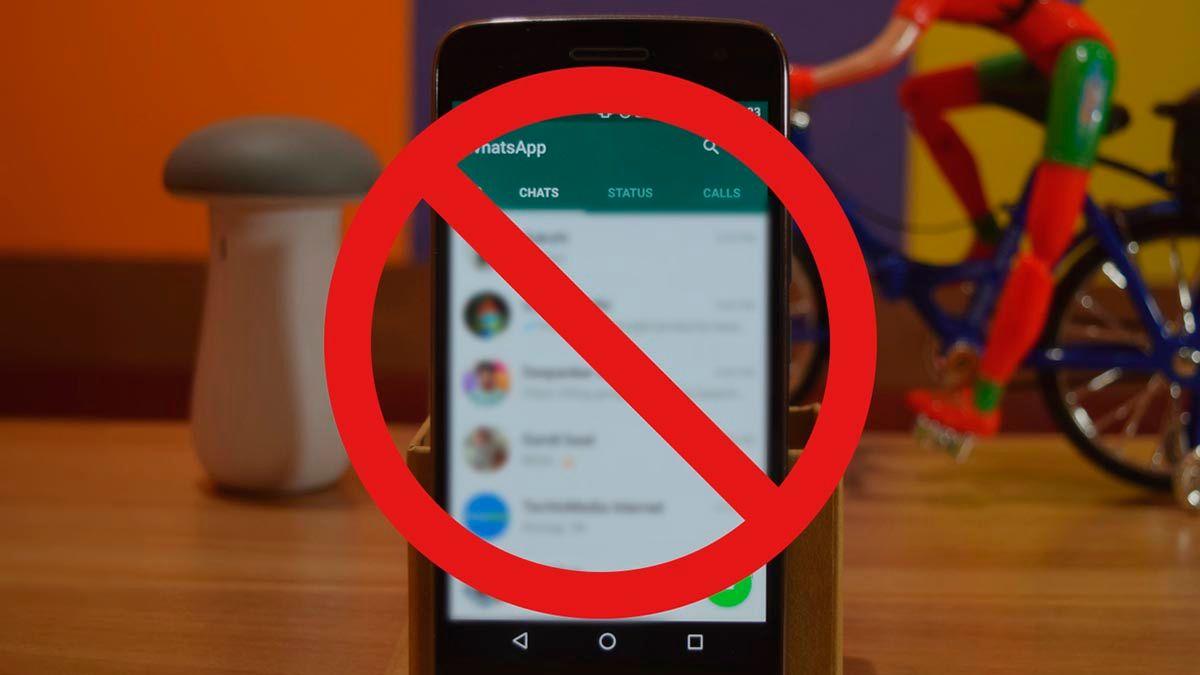 El estado de WhatsApp podria haber sido eliminado