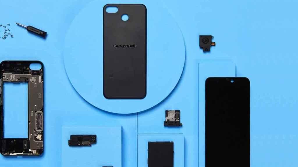 El móvil Fairphone 4 es un modelo modular con conectividad 5G con chip de Qualcomm y Android 11