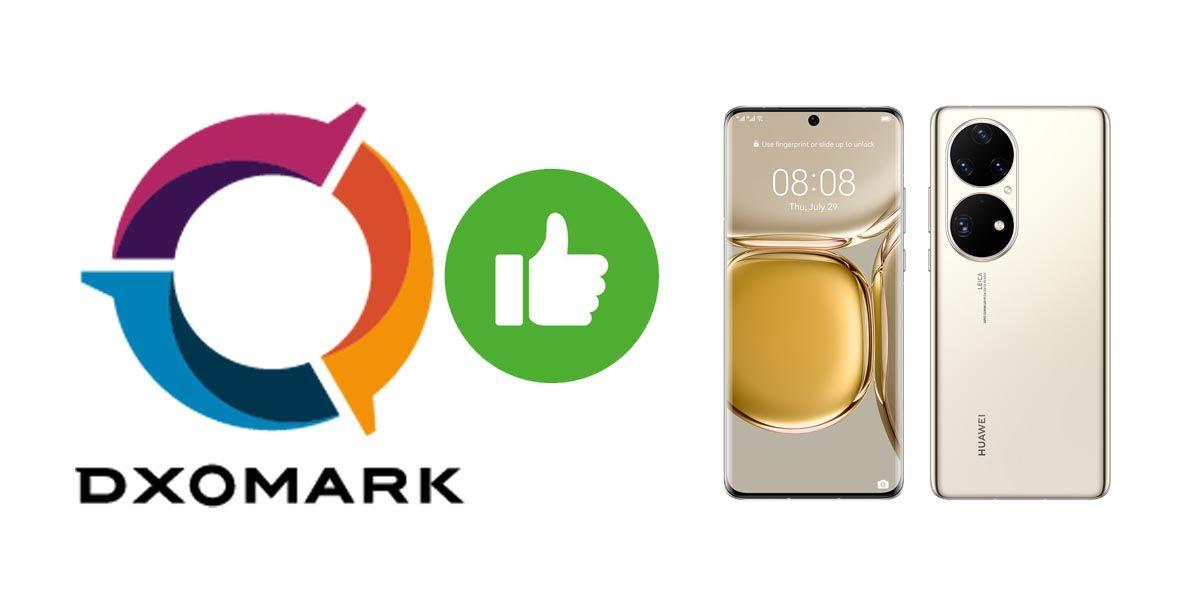 El móvil Huawei P50 Pro tiene la mejor pantalla de móvil del mercado según DxOMark
