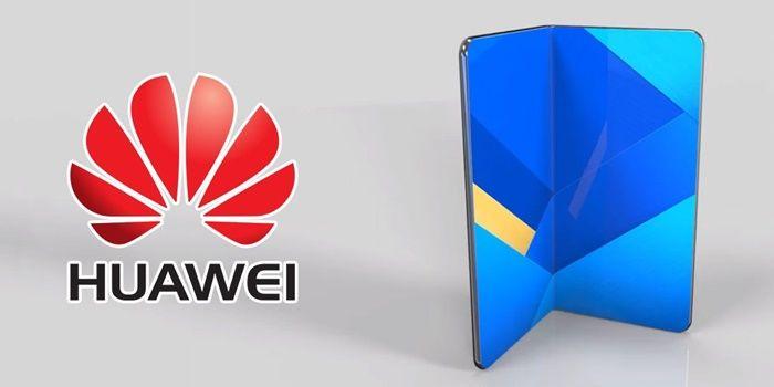 El plegable 5G de Huawei