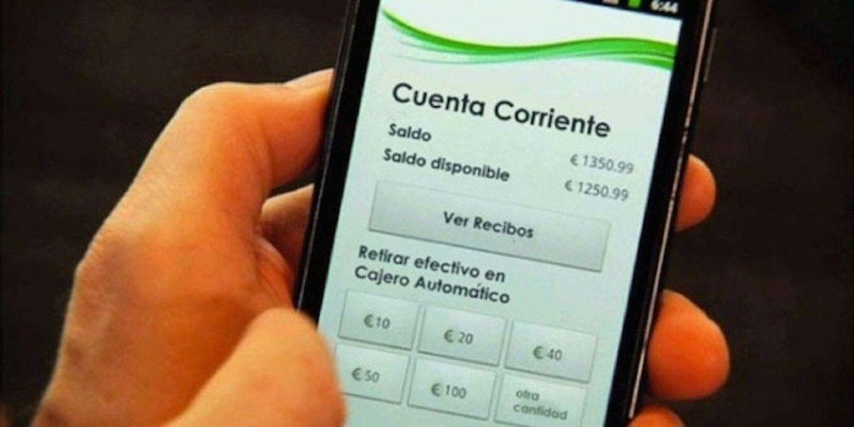 El smartphone es seguro para acceder al banco