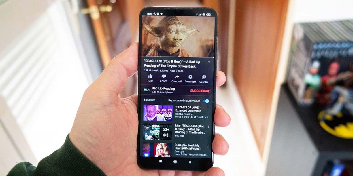 El truco magico para poner tus videos de YouTube en pantalla completa