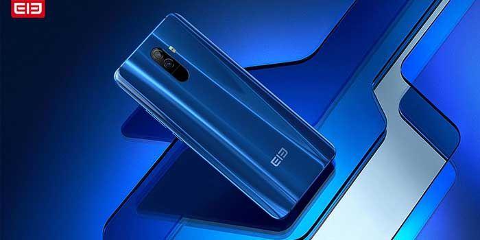 Elephone U Pro azul