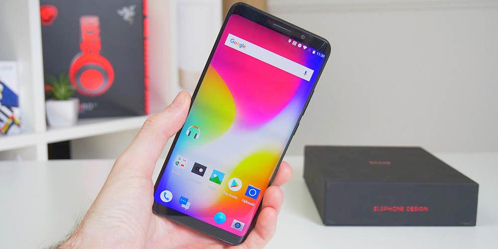 Elephone U Pro de oferta