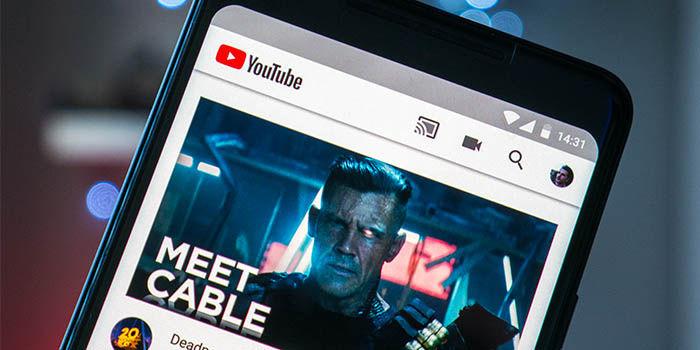 Eliminar el historial de busquedad de youtube