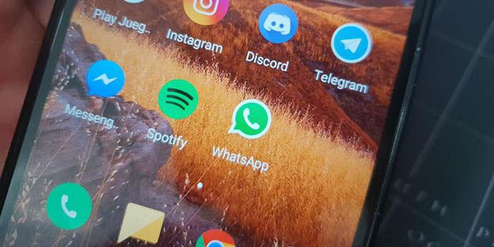 Eliminar multimedia de WhatsApp de la galería