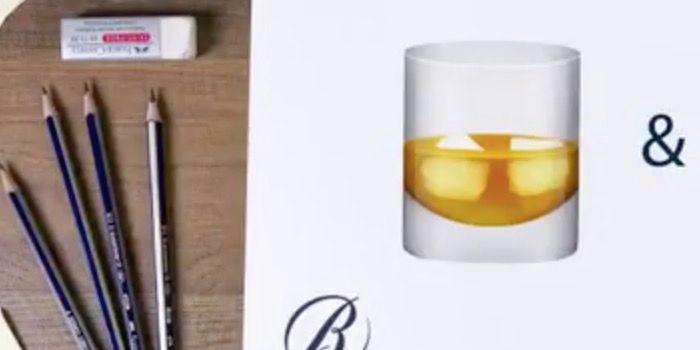 Emoji de whisky