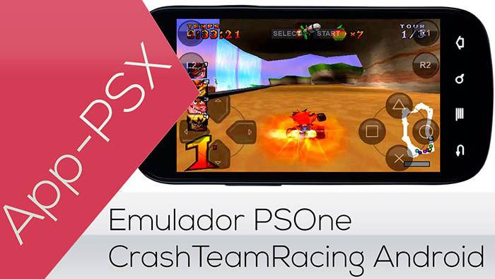 Emulador de PlayStation para Android