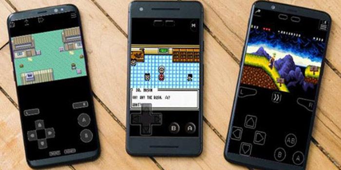 Emuladores Game Boy para Android