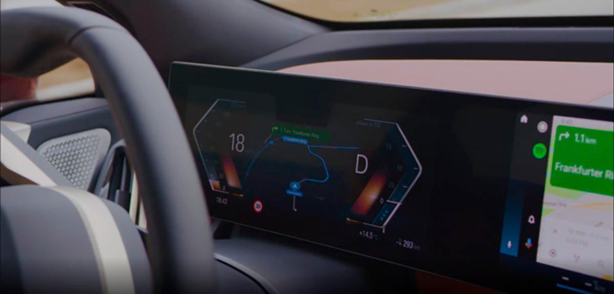 En que coches estara Android Automotive
