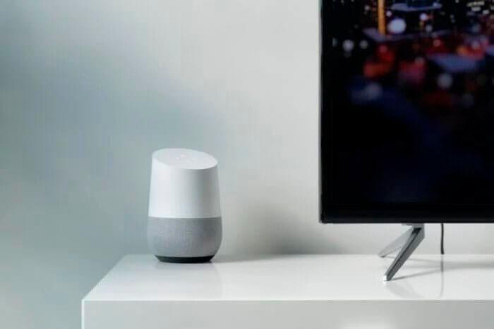 Encender o apagar Smart TV con Google Home