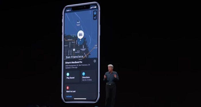 Encontrar el móvil sin conexión