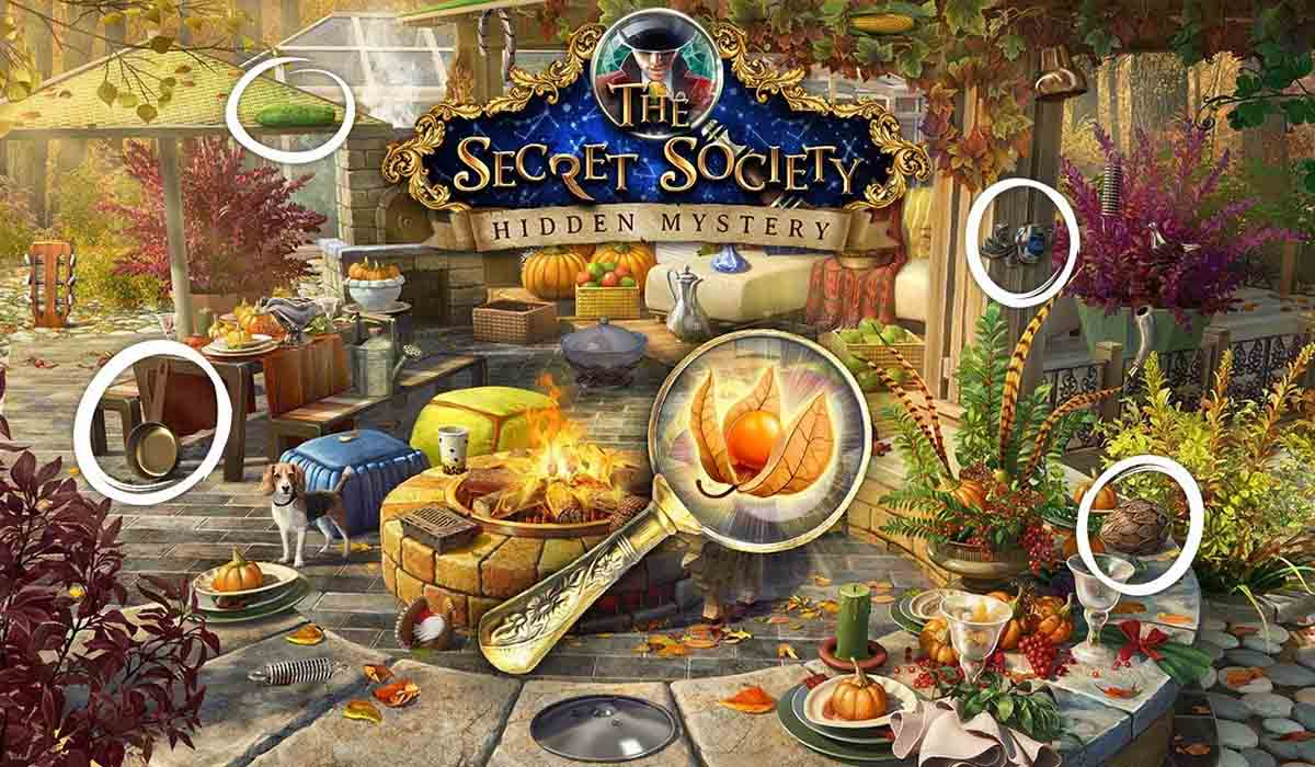Encuentra a los desaparecidos con The Secret Society