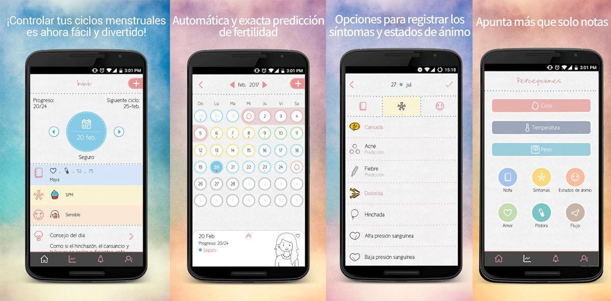 Encuentra el mejor momento para quedarte embarazada con estas 10 apps para mujeres embarazadas