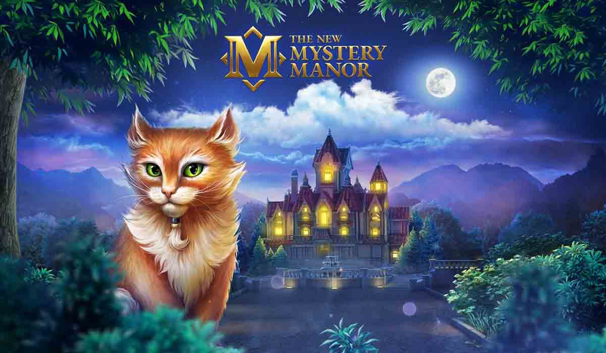 Encuentra objetos en esta mansión, Mystery Manor