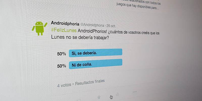 Encuestas AndroidPhoria