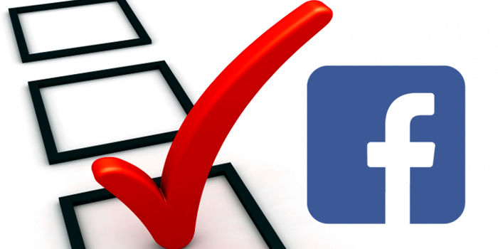 Encuestas Facebook disponibles