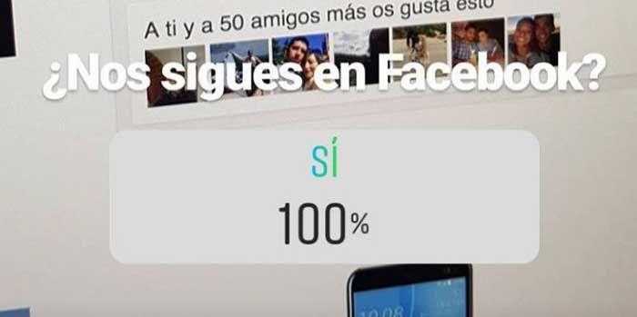 Encuestas Instagram