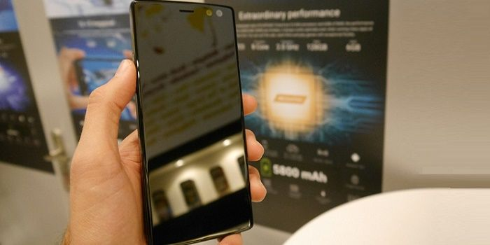 Energizer Power Max P16K Pro móvil con mayor batería
