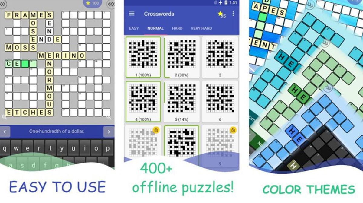English Crosswords