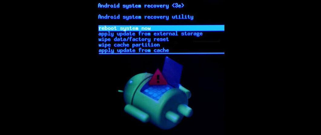 Entra al modo recuperación para resetear tu terminal Android y restaurar todos sus ajustes de fábrica