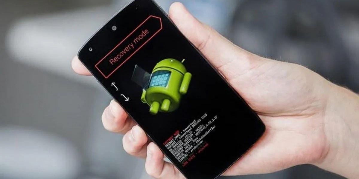 Entrar al recovery en Android