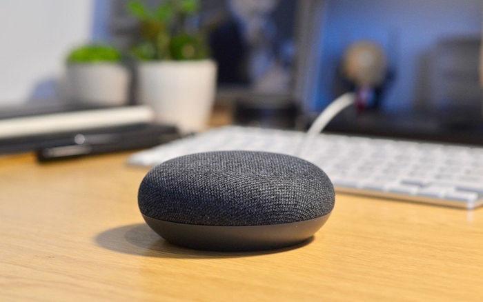 Enviar mensajes de voz Google Home