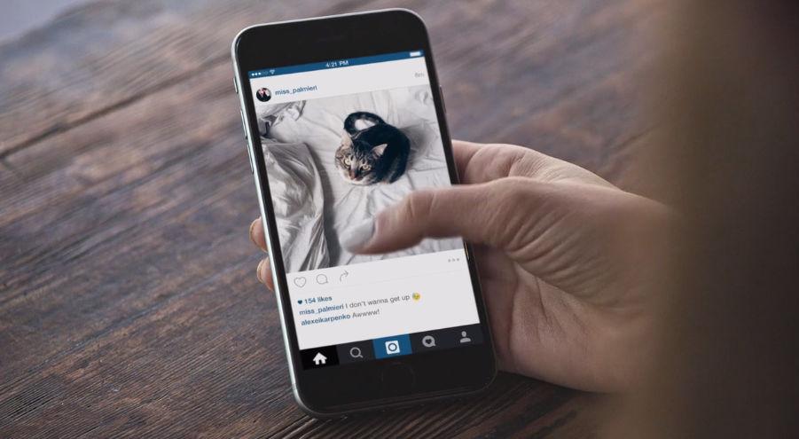 Enviar mensajes directos en Instagram más pronto