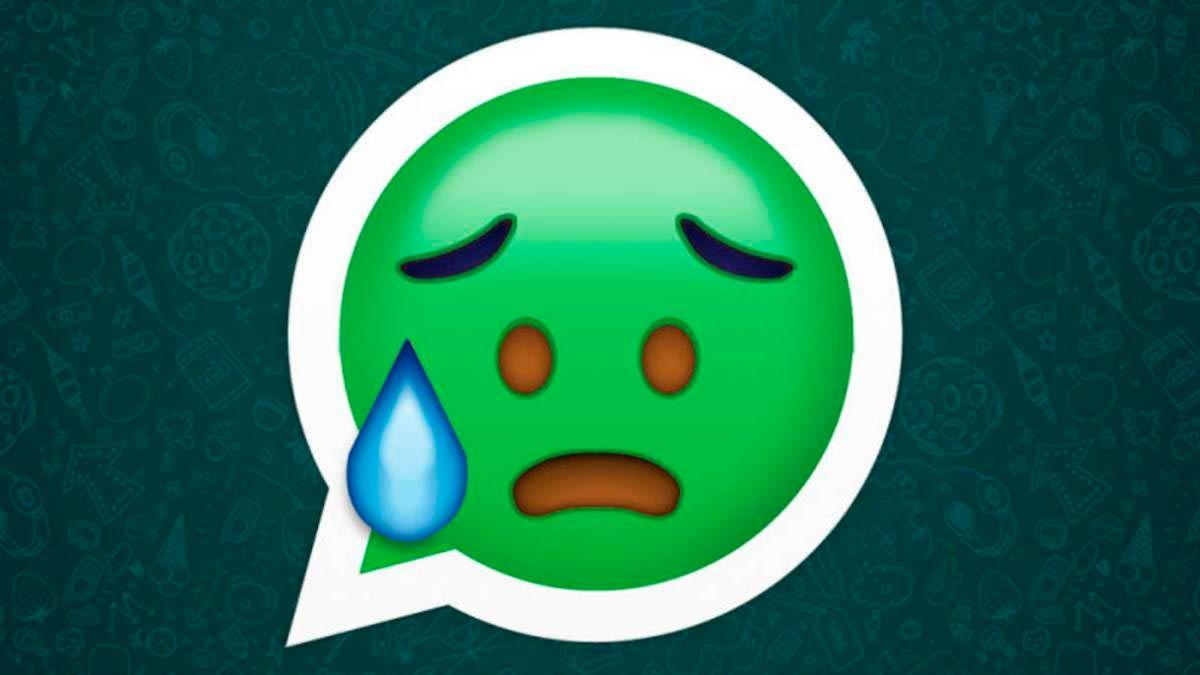 Error en los estados de WhatsApp