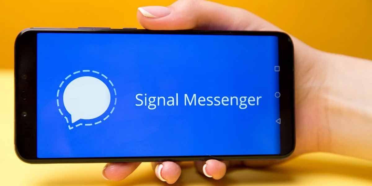 Es Signal la app de mensajería más segura