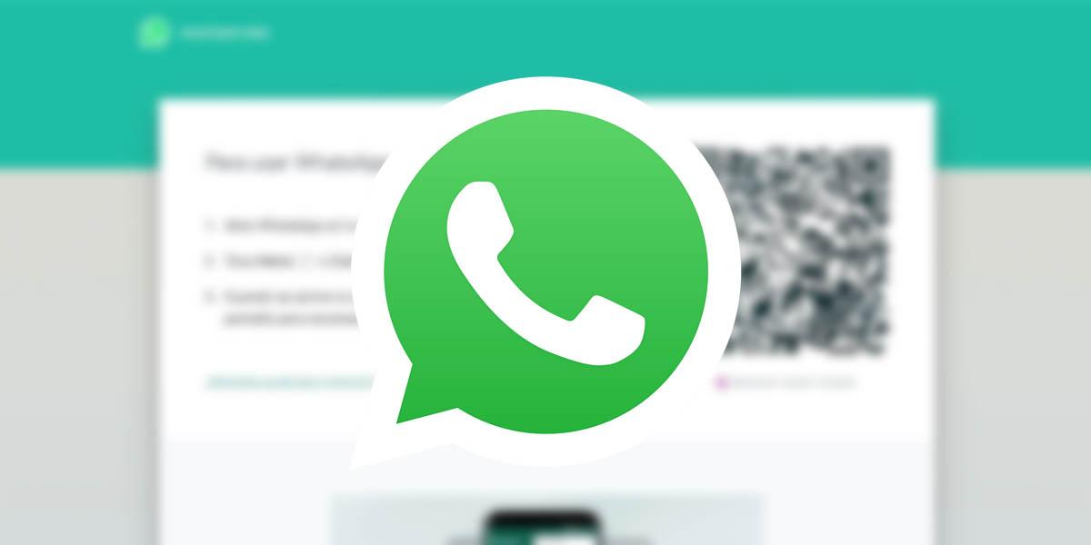 Es posible usar WhatsApp Web con el móvil apagado
