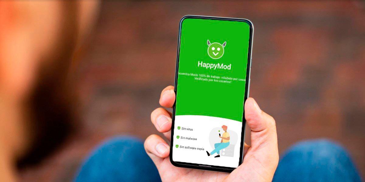 Es seguro usar HappyMod para que sirve