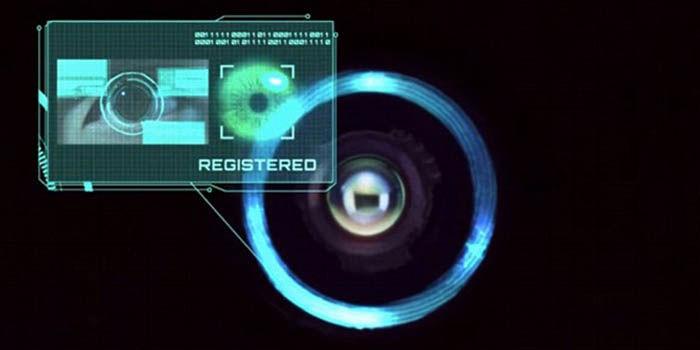 Escaner de iris Note 6