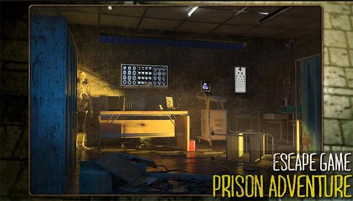 Escape Game Prision Adventure para Android