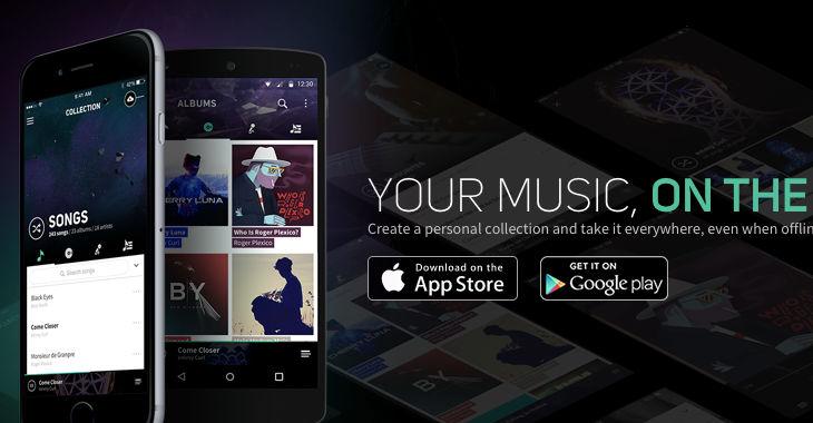 Escuchar Baboom en Android