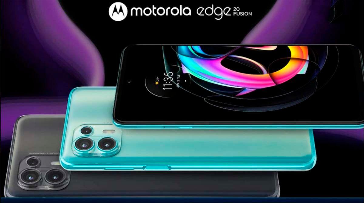 Especificaciones Motorola Edge 20 Fusion