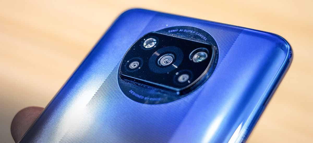 Especificaciones Poco X3 NFC