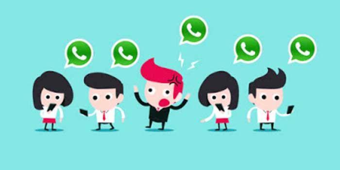 Espiar grupos WhatsApp