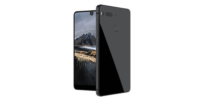 Essential Phone negro