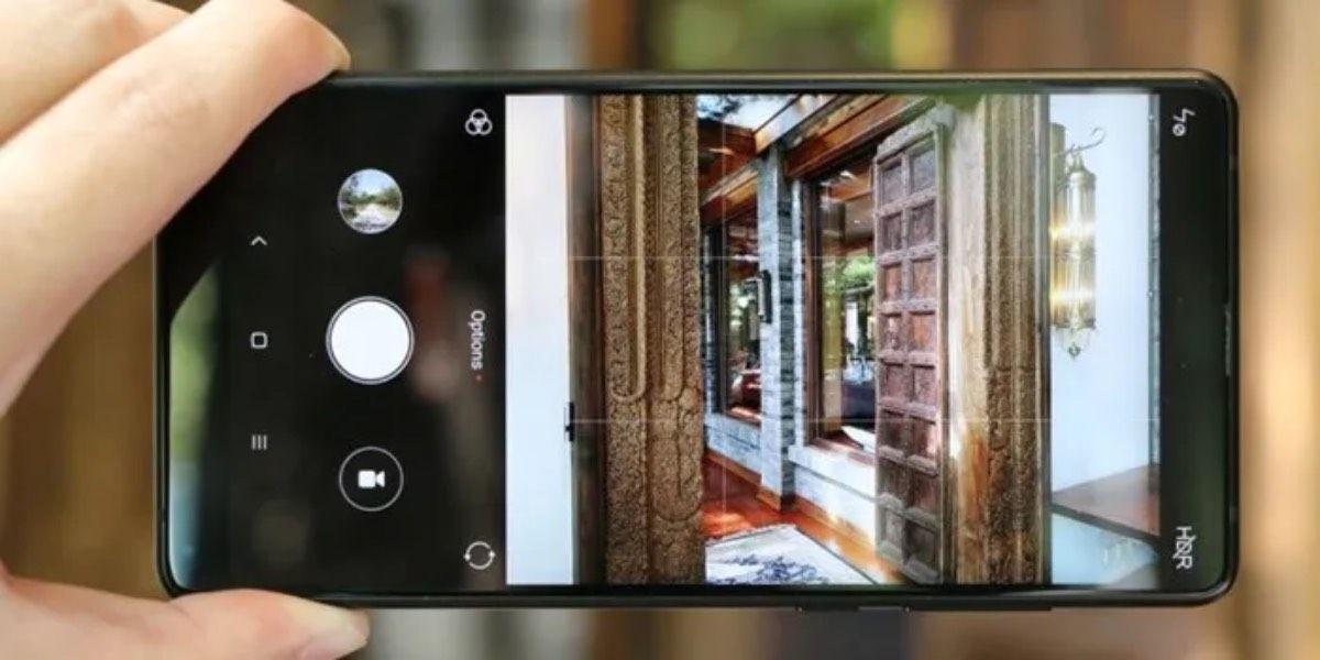 Estabilizador de imagen Xiaomi