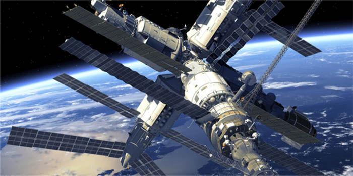 Estacion Espacial internacional