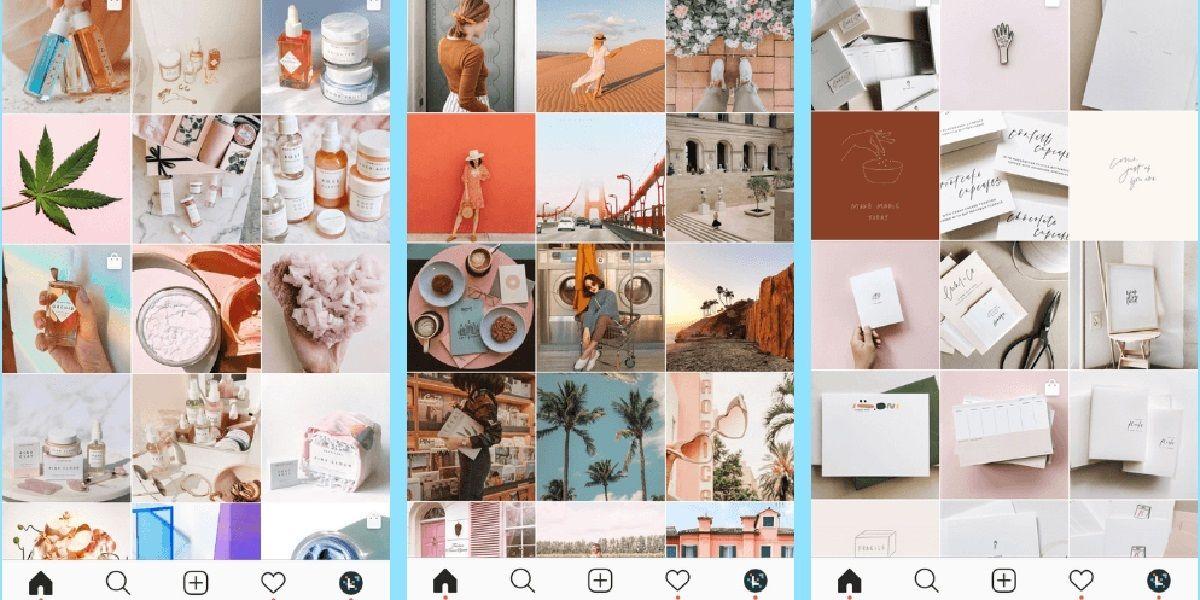 Estilo de contenido para Instagram