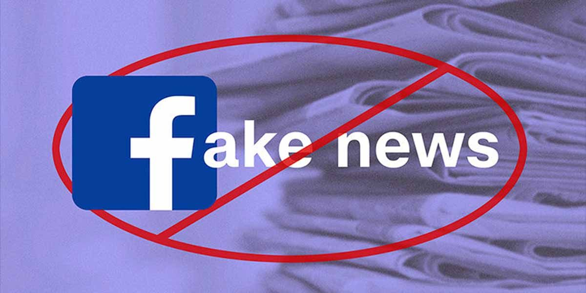 Esto es lo que hace Facebook para detener la publicacion de noticias falsas en sus apps