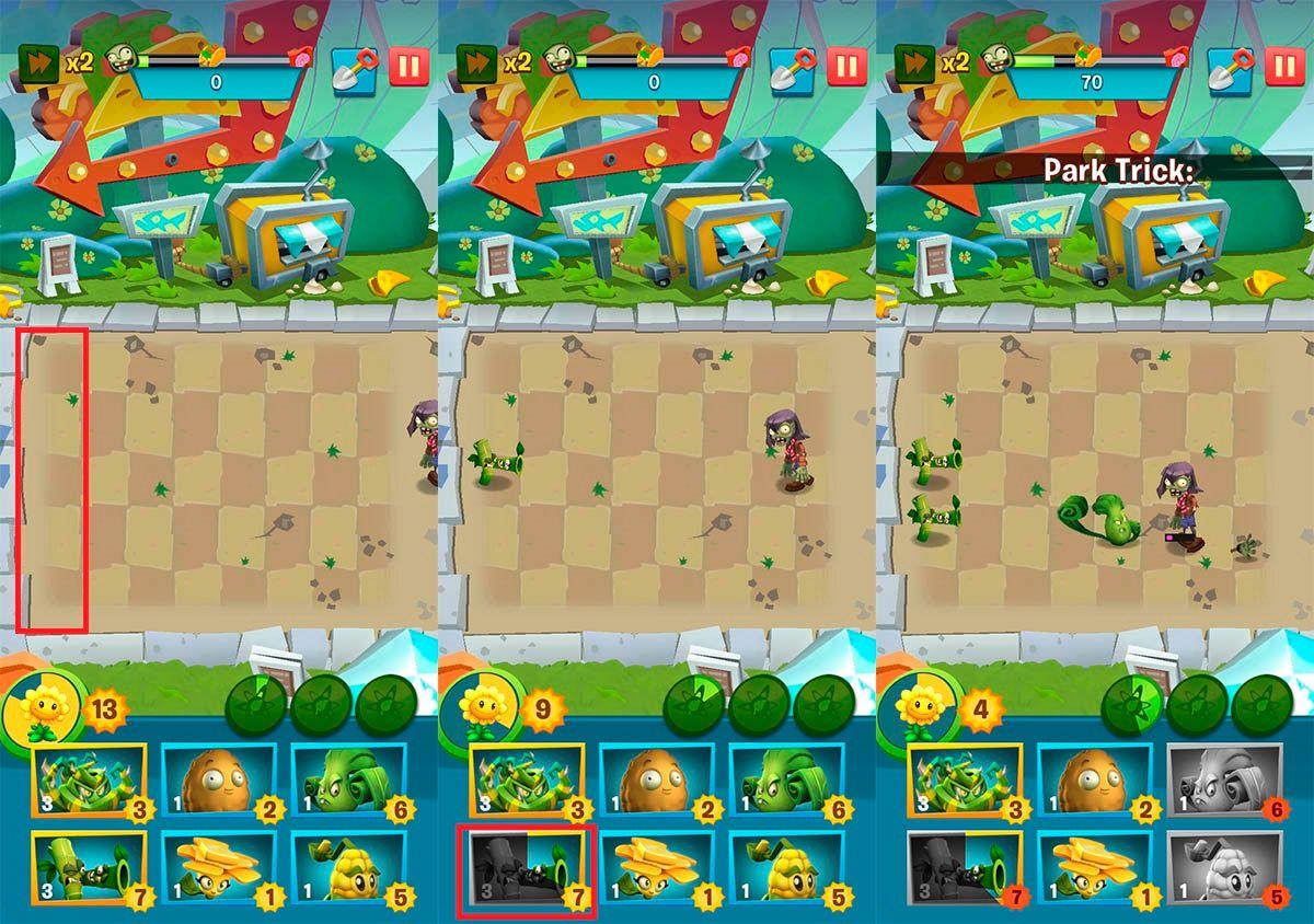 Estrategias Plants vs Zombies 3