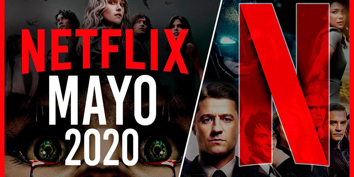 Estrenos Netflix mayo 2020 españa