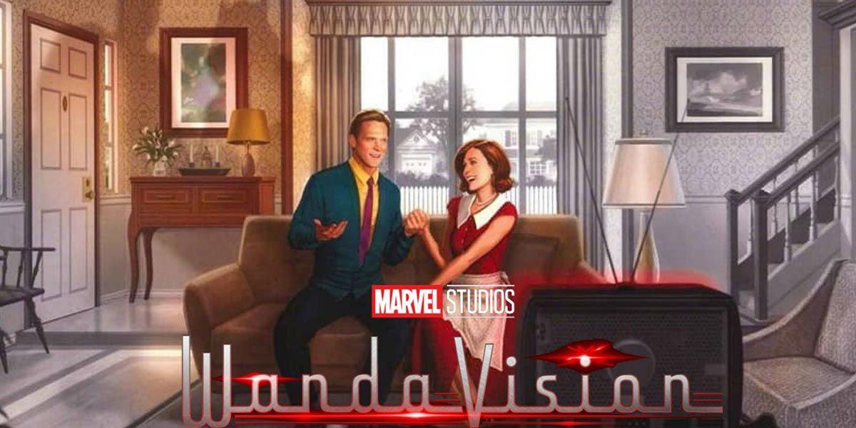 Estrenos de Disney+ enero 2021. La Bruja Escarlata y Visión