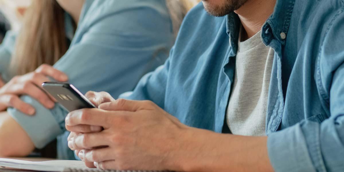 Aplicaciones educativas smartphone