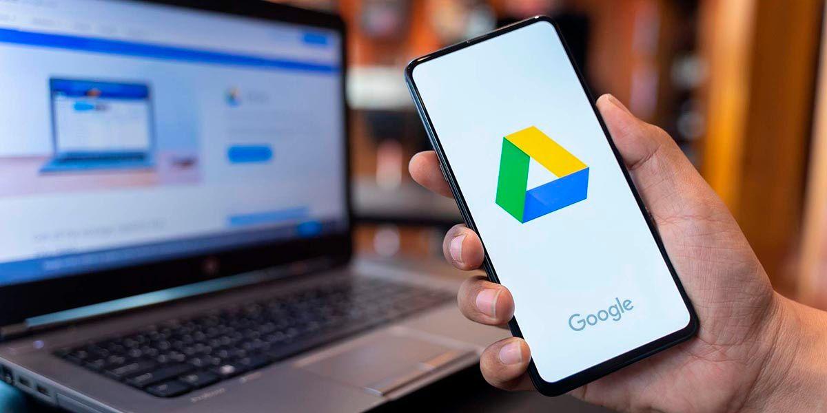 Evitar que desconocidos compartan cosas contigo Google Drive